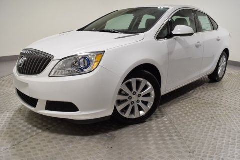 Pre-Owned 2016 Buick Verano Base FWD 4D Sedan