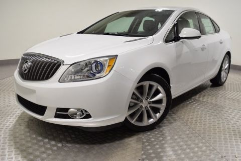 New 2016 Buick Verano Convenience Group FWD 4D Sedan