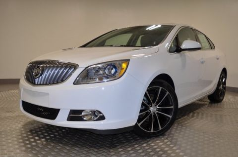 Pre-Owned 2016 Buick Verano Sport Touring FWD 4D Sedan