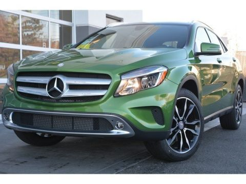 New 2016 Mercedes-Benz GLA 250 4MATIC® 4D Sport Utility