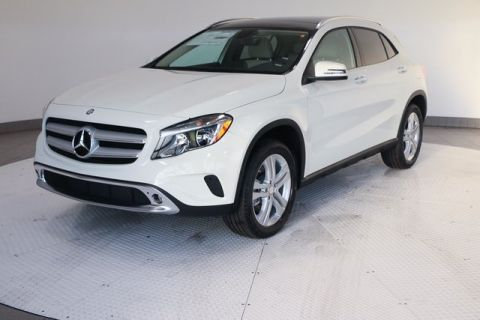 New 2017 Mercedes-Benz GLA 250 4MATIC® 4D Sport Utility