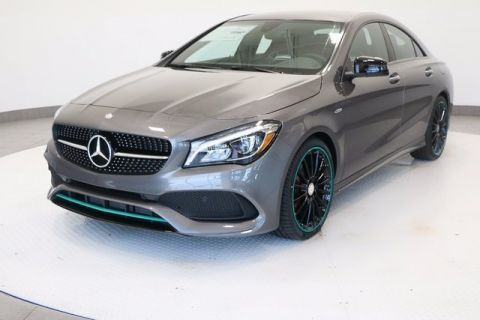 New 2017 Mercedes-Benz CLA CLA250 4MATIC® Coupe
