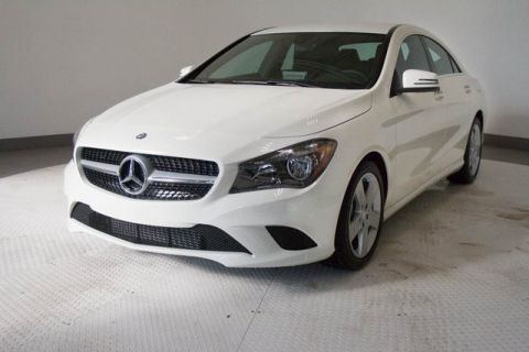 New 2016 Mercedes-Benz CLA CLA250 4MATIC® Coupe