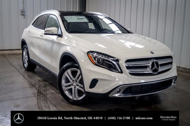 New 2017 Mercedes-Benz GLA 250
