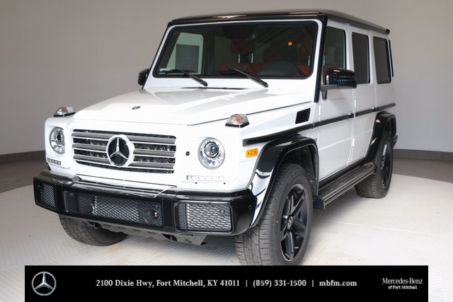 New 2017 mercedes benz g class g550 4d sport utility in for 2017 mercedes benz g class msrp